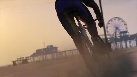 Велосипед GTA 5