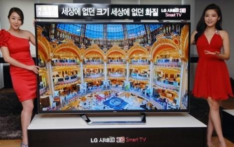 LG 84 inch