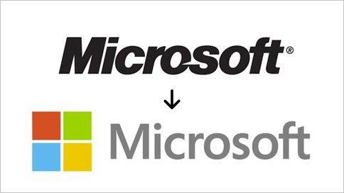 Новый и старый логотипы