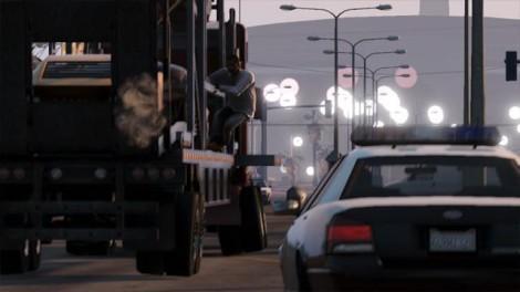 Police Car GTA 5