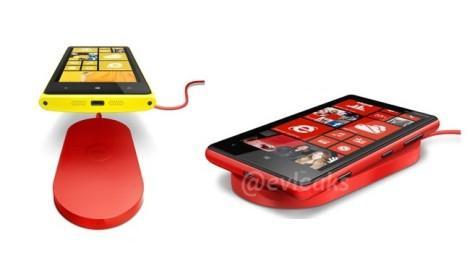 Lumia 920 беспроводная зарядка