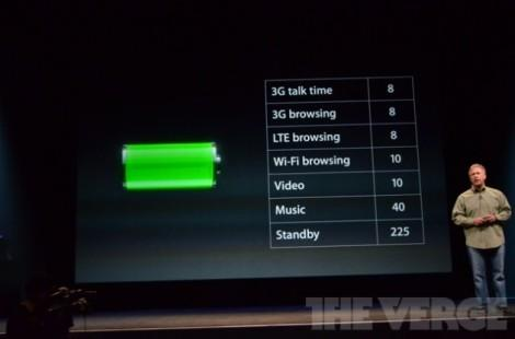 iPhone5 аккумулятор