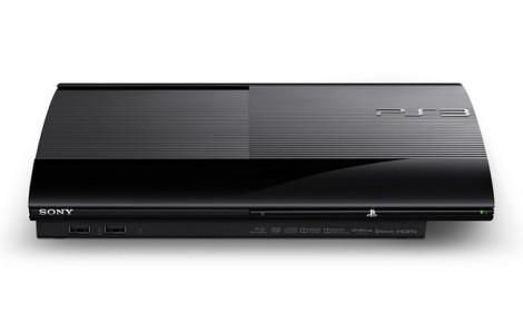New Slimmer PlayStation 3