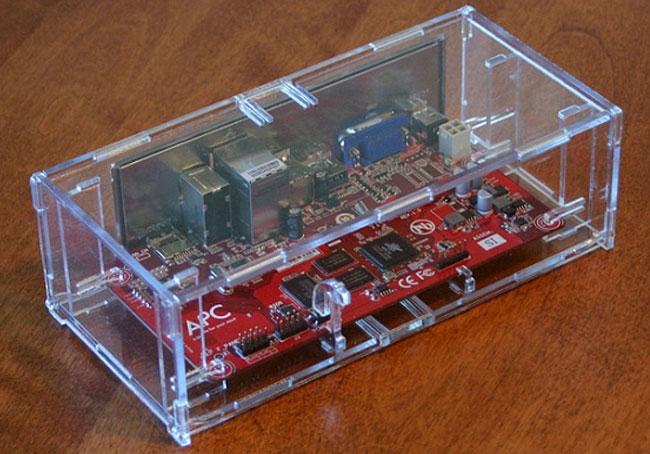 VIA-APC-Mini-PC-Case