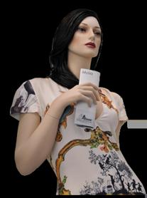 EyeSee Mannequin