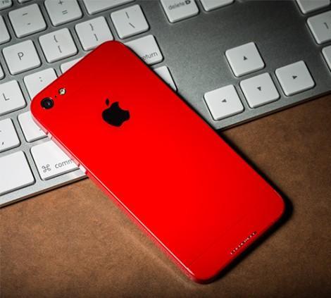 Красный iPhone 5