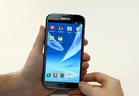 Dual SIM Galaxy Note II