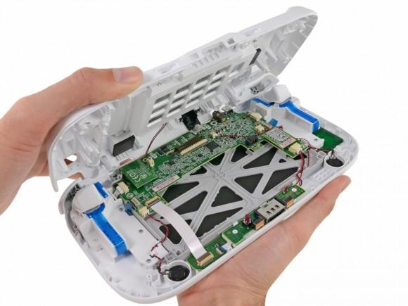 Wii U iFixit