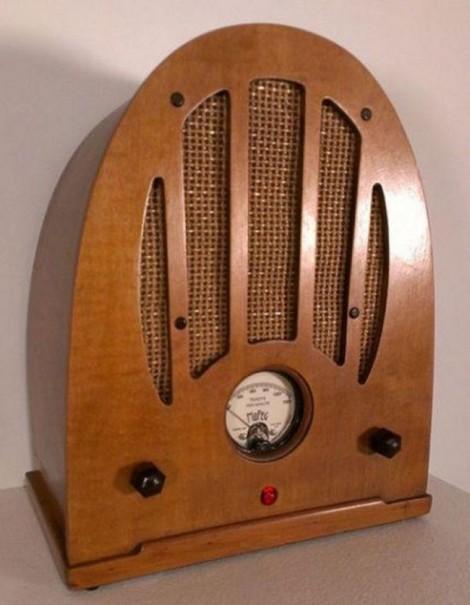 Volume And Noise Radio