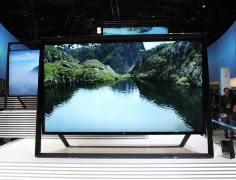 110 inch 4K TV
