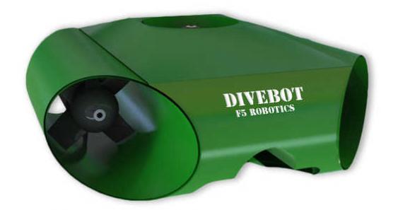 F5 Robotics-DiveBot