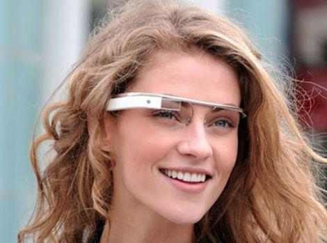 Google Project Glass показали на видео