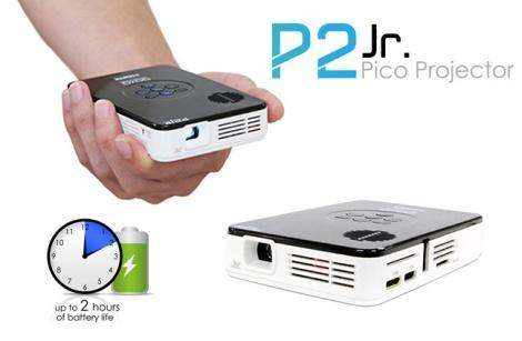 AAXA P2 Jr Pico Projector