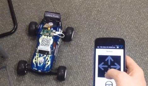 RC Car Raspberry Pi