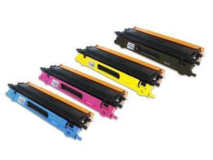 Картриджи для цветного лазерного принтера