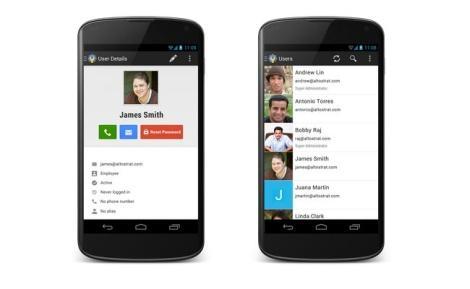 Google Admin App