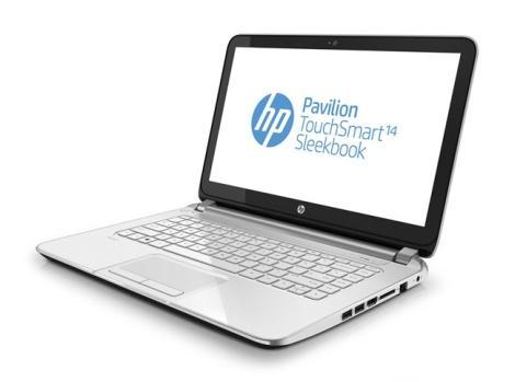 HP Pavilion TouchSmart 14