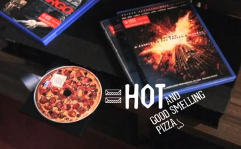 Domino's Customizes DVD