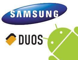 samsung duos logo