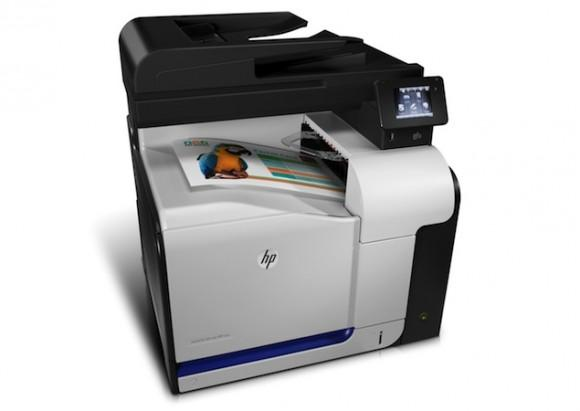 HP LaserJet Pro MFP M521
