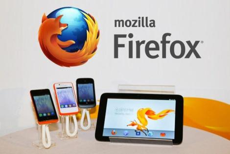 Firefox OS Tablet