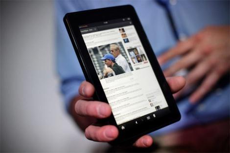Amazon Kindle с retina дисплеем