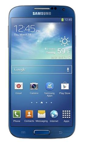 S4 mini Blue
