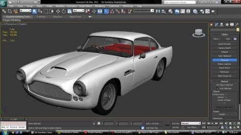Проект Aston Martin DB4