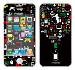 Пленки для iphone 4