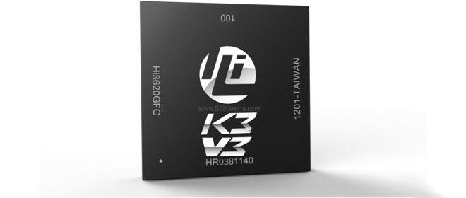 Huawei K3V3