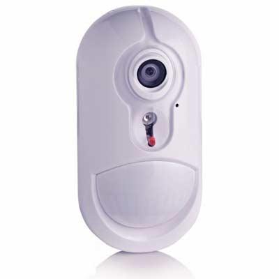 Беспроводная камера видеонаблюдения с датчиком движения