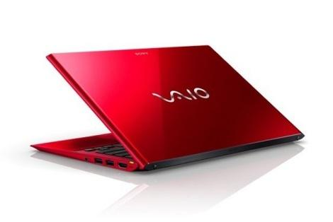 Sony Vaio Red Edition