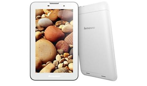 Планшет Lenovo IdeaTab A3000 16GB White (59366238). Фото 6