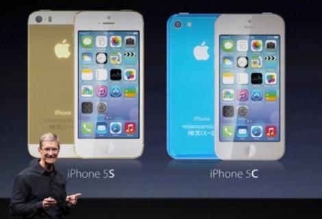 iPhone 5s и 5c