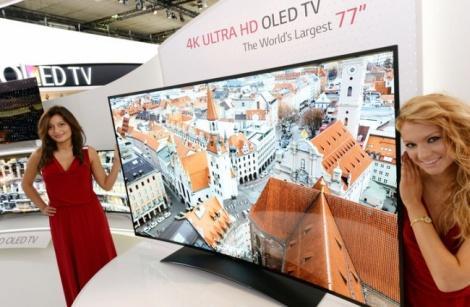 LG 4K ULTRAHD OLED TV