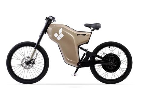 Rimac Greyp G12 Electric Bike