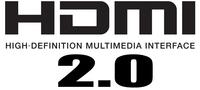 hdmi 2.0 лого