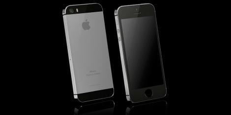 iphone 5s в платине