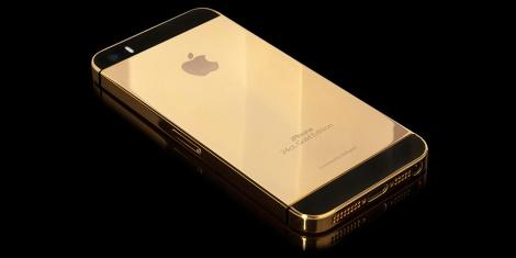 Apple iPhone 5S Gold Genie