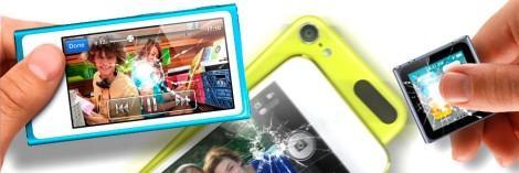 Ремонт iPod  в надежном сервисе