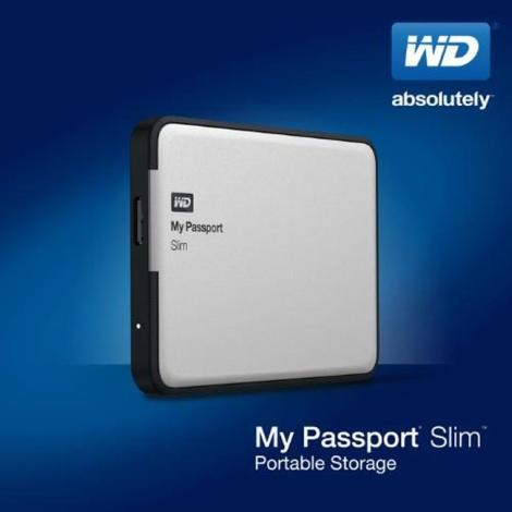 My Passport Slim