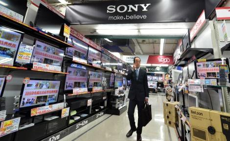 Магазин Sony