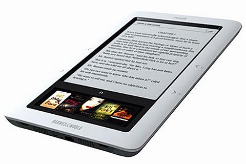 Barnes Noble Nook Wireless