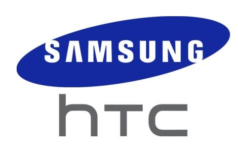 Samsung and HTC