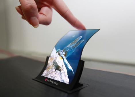 LG Flexible Smartphone