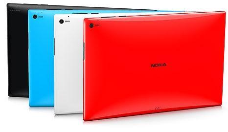 lumia 2520 цветовые решения