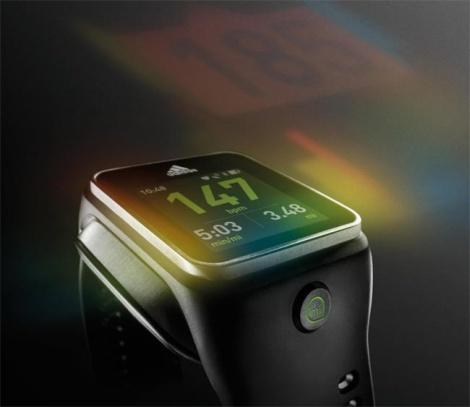Adidas miCoach Smart Run Smart Watch