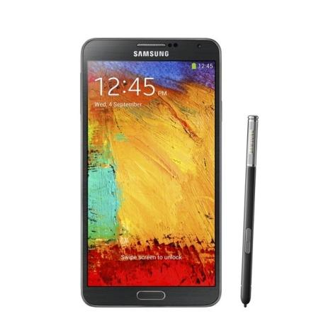 Gold Samsung Galaxy Note 3