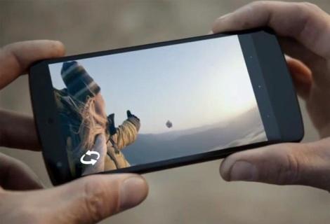 The Google Nexus 5