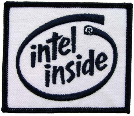 Intel Inside logo